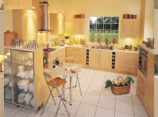 Devon Kitchens Kitchenworld Exeter Decor Beech Kitchen